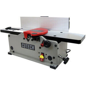 Cutech 40160H-CT Bench Top Spiral Cutterhead Jointer