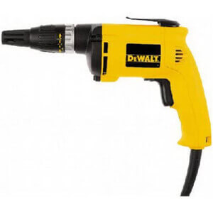 dewalt screw gun. dewalt dw255 6-amp drywall screwdriver dewalt screw gun 4